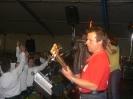 Gründungsjubiläum 2006 - Sonntag: Abendprogramm mit der Sunflowers Band