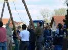 Maibaumaufstellen 2006